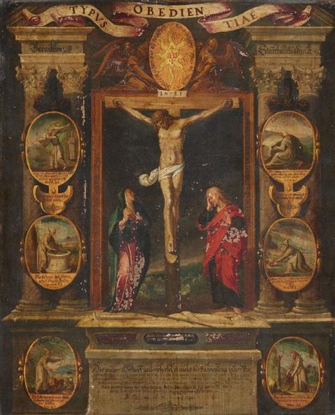 Süddeutscher Meister des 17. Jahrhunderts - Typus Oboedientiae