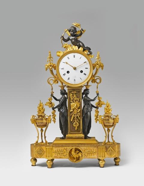 Pendule époque Louis XVI -