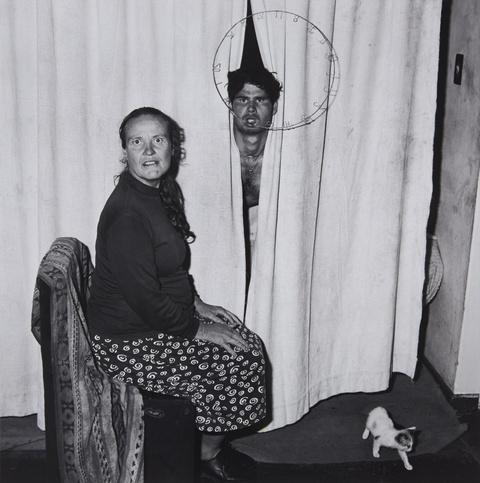 Roger Ballen - Dora and Cousin Attie