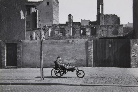 Will McBride - Kriegsversehrter, Berlin