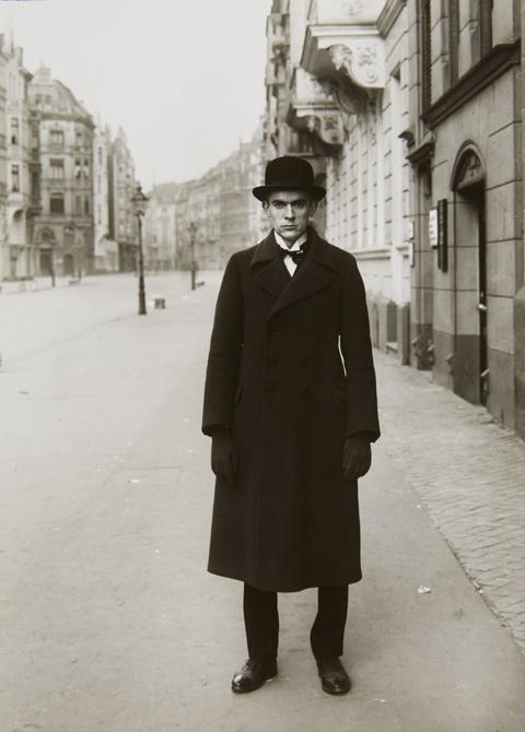 August Sander - Künstlerportraits (Artists' Portraits)