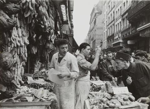 Robert Doisneau - Rue Montorgueil