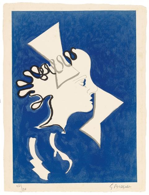 Georges Braque - Si je mourais là-bas