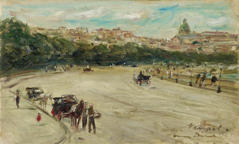 Otto Dill - Neapel
