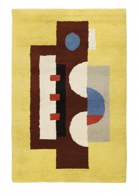 Nach Fernand Léger - Jaune II
