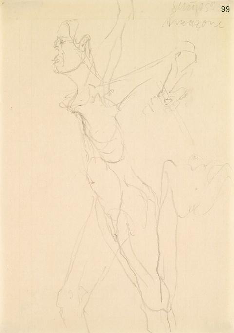 Joseph Beuys - Amazone