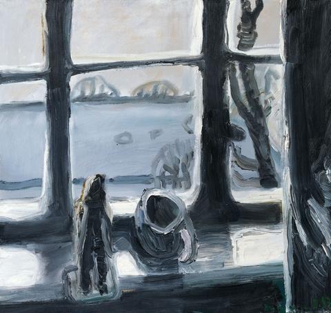 Klaus Fußmann - Untitled (Fenster)