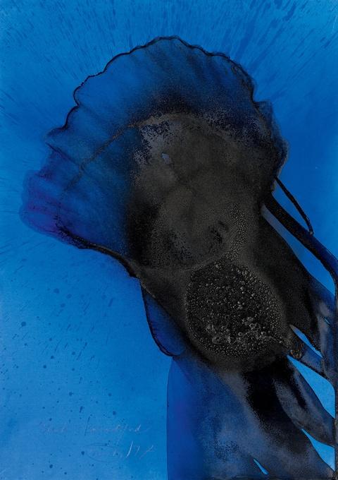 Otto Piene - Black is Beautiful