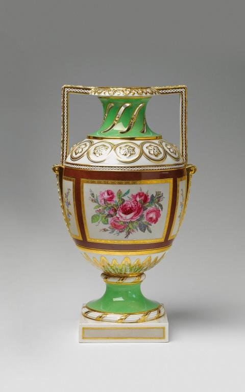 Klassizistische Vase -