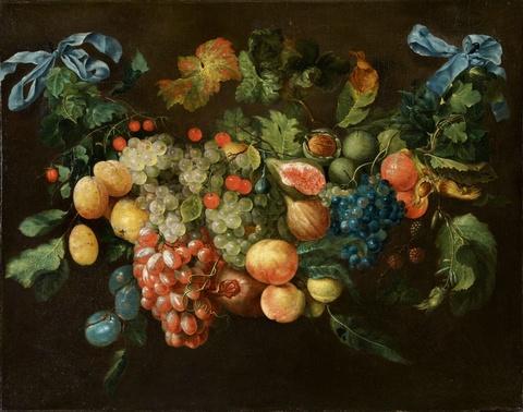 Netherlandish School of the 17th/18th century - Fruit Still Life