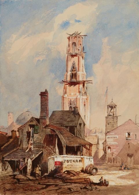 Eduard Hildebrandt - Baltimore