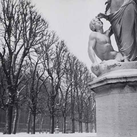 Herbert Tobias - Avenue de l'Observatoire, Paris