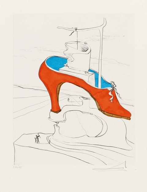 Salvador Dali Y Domenech - Après 50 ans de Surréalisme