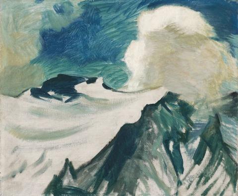 Barthel Gilles - Gletscherlandschaft