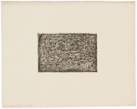 Paul Klee - Garten der Leidenschaft