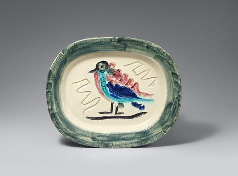 Pablo Picasso - Oiseau polychrome