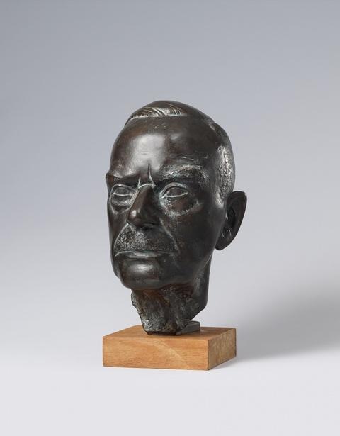 Gustav Seitz - Thomas Mann, 2. Fassung