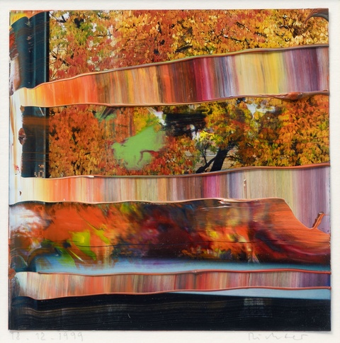 Gerhard Richter - 18.12.1999