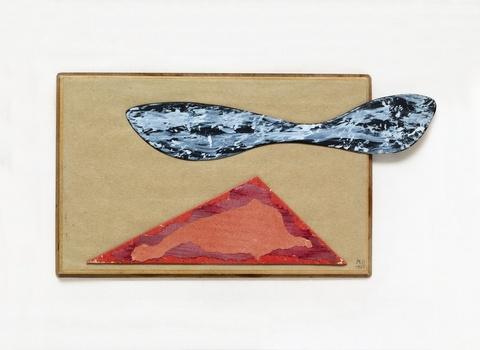 Meret Oppenheim - Ohne Titel (Reisegalerie)