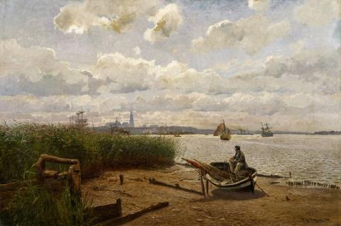 Friedrich Kallmorgen - Antwerpen