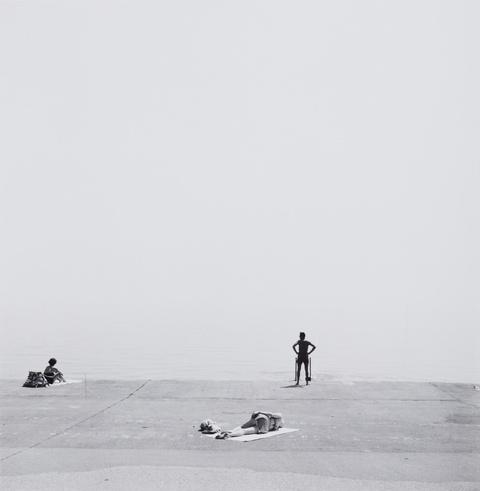 Harry Callahan - Lake Michigan