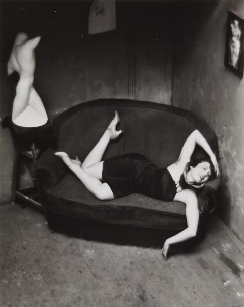 André Kertész - Satiric Dancer