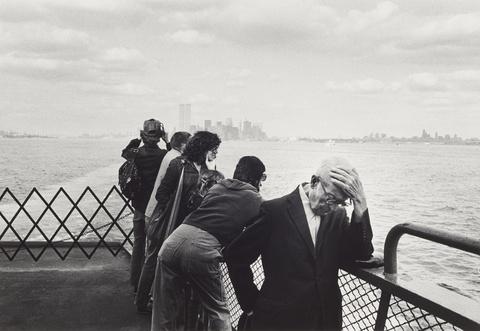 Arno Fischer - New York, Staten Island Ferry