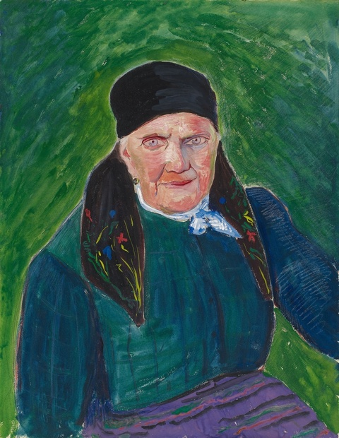 Marianne von Werefkin - Rosalia Leiß
