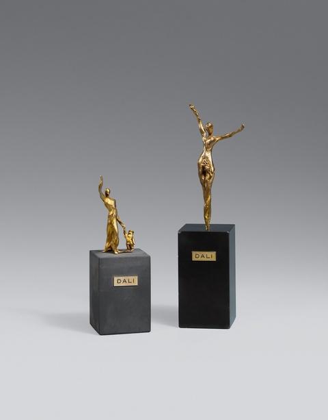Salvador Dali Y Domenech - Ballerine, hommage à Margot Fonteyn
