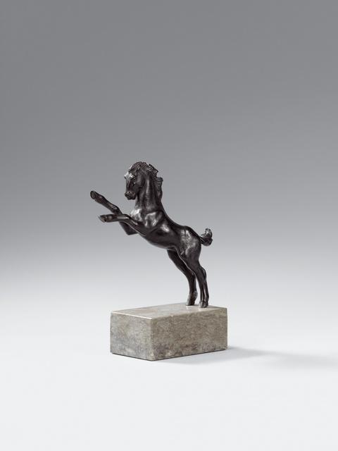 Renée Sintenis - Springendes Pferd