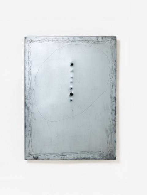 Lucio Fontana - Matrice di incisione
