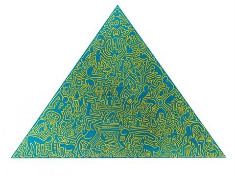Keith Haring - Aus: Pyramid