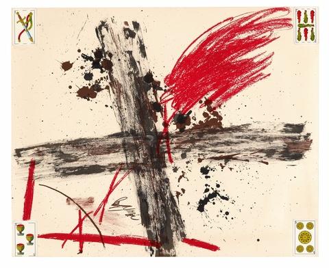 Antoni Tàpies - Cartes per a la Teresa