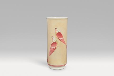 Zylindrische Vase -