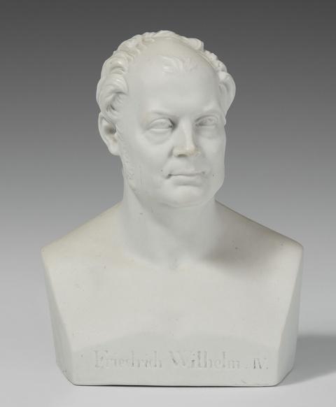 Büste König Friedrich Wilhelm IV. -