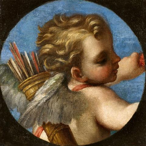 Italienischer Meister um 1600 - Cupido