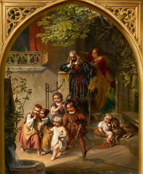 Julius Jacob d. Ä. - Albrecht Dürer und seine Familie