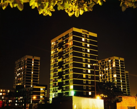 Rut Blees Luxemburg - Caliban Towers I + II