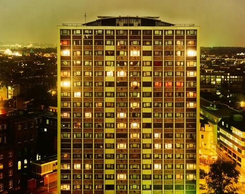 Rut Blees Luxemburg - Towering Inferno