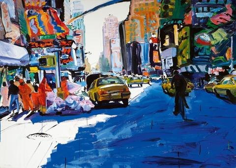 Tom Christopher - Broadway Winter