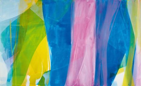 Oliver Lanz - Blue lines