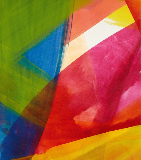 Oliver Lanz - Colour Zone III