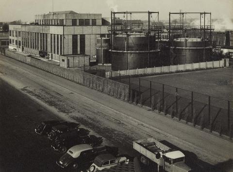 Albert Renger-Patzsch - Chemische Fabrik Holten GmbH