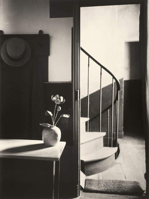 André Kertész - Chez Mondrian, Paris