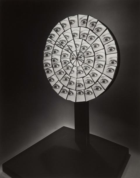 Berenice Abbott - Parabolic Mirror, Cambridge, Massachusetts