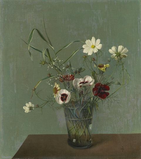 Herbert Böttger - Blumenstilleben