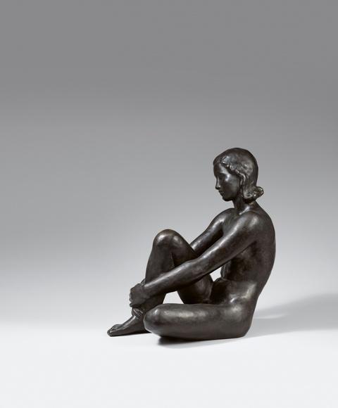 Fritz Klimsch - Träumende