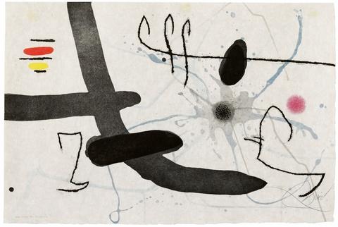 Joan Miró - Le Marteau sans maître