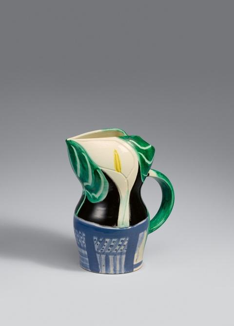 Pablo Picasso - Pichet aux arums