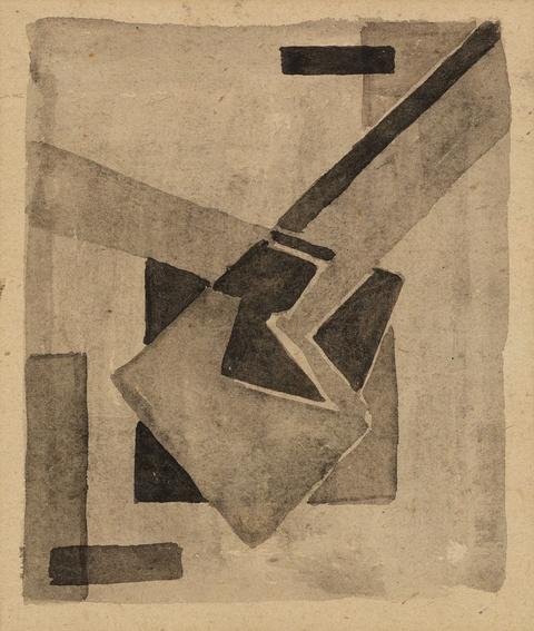 Alexander Rodtschenko - Untitled